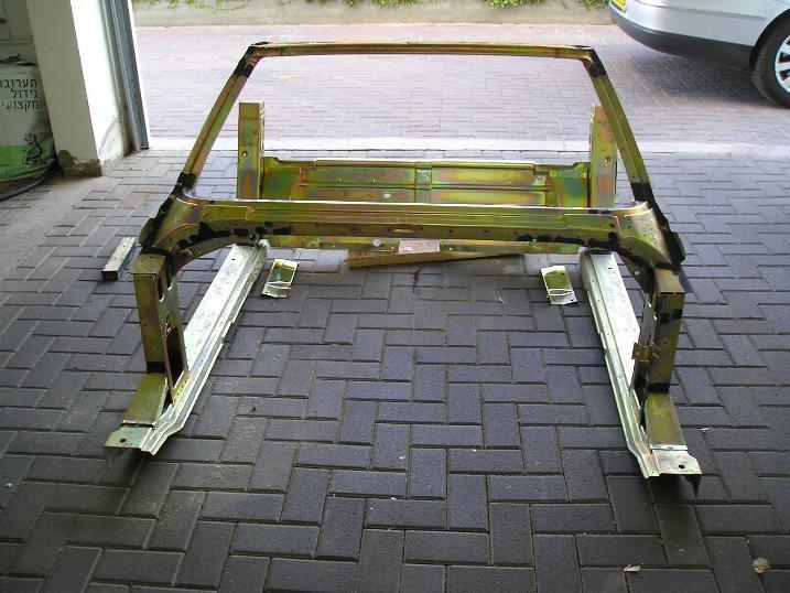 Corvette Birdcage Rust - Images for car