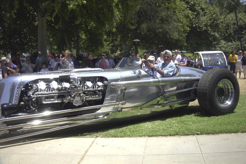 How Many Cars Does Jay Leno Own
