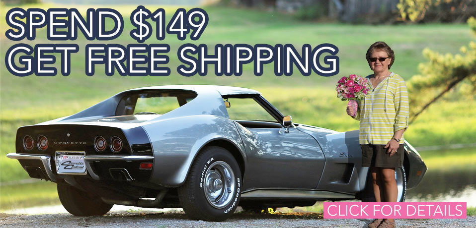 Corvette central coupon code