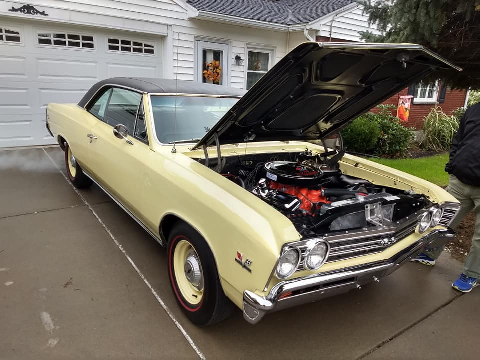 """WTT (Want To Trade) 1967 Chevelle Tribute SS Trade For """"69"""