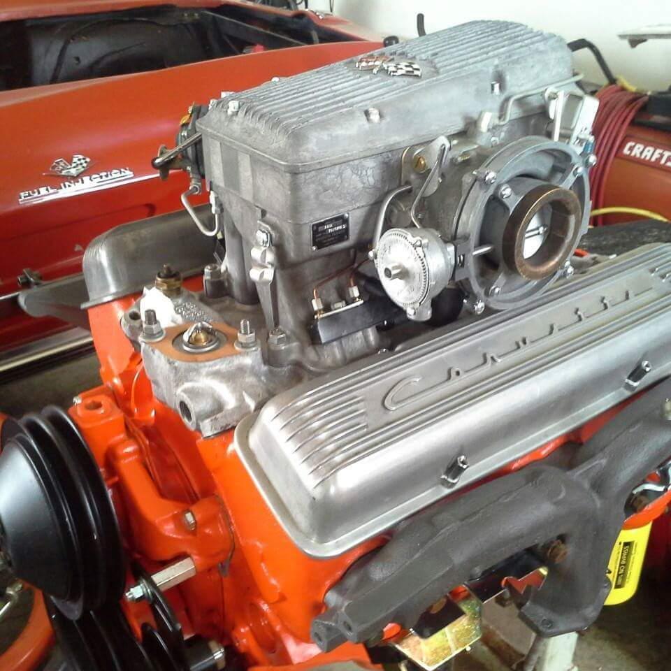 FS 1964 L84 Corvette Convertble
