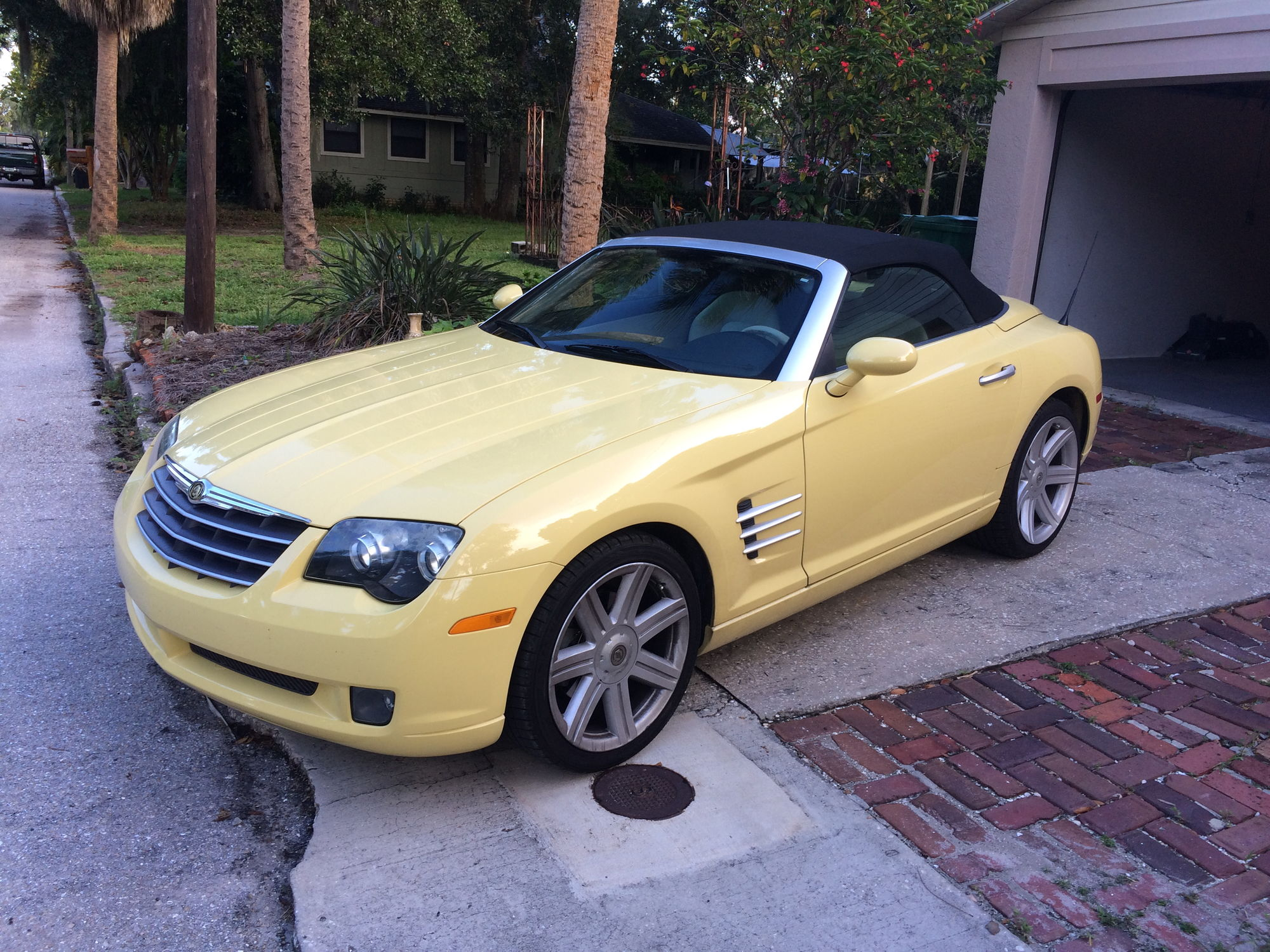 for sale 2005 crossfire limited roadster crossfireforum the chrysler crossfire and srt6. Black Bedroom Furniture Sets. Home Design Ideas