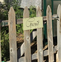 Gromits Garden Gate.