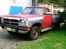 Uncle Jim's truck