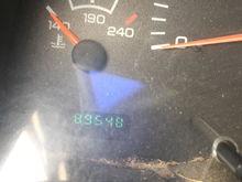 True mileage the truck has zero rust.