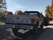 Gasser rust free truck