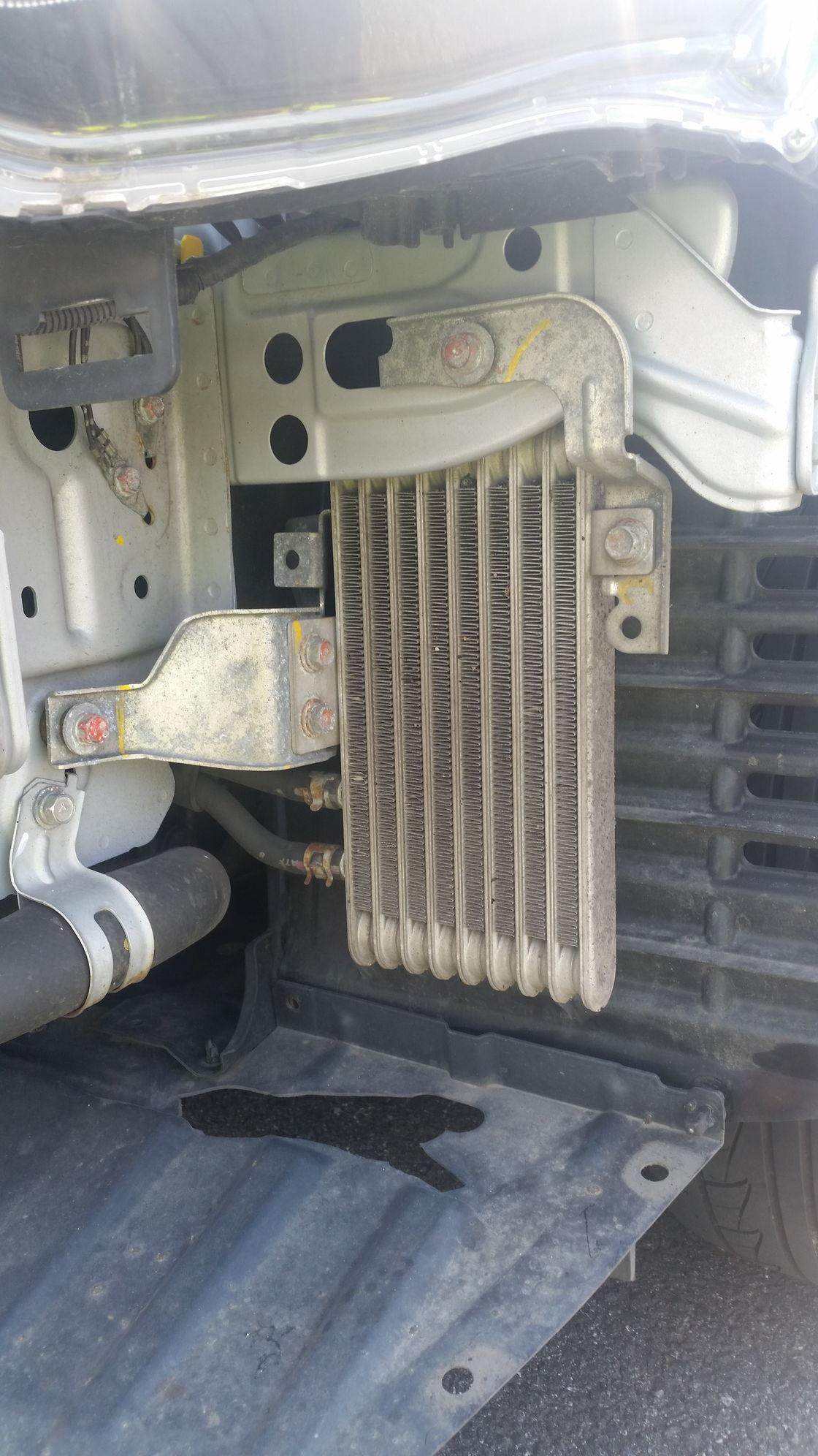 Rrm Oversized Transmissioner Cooler 2011 Gts Cvt 2 4l