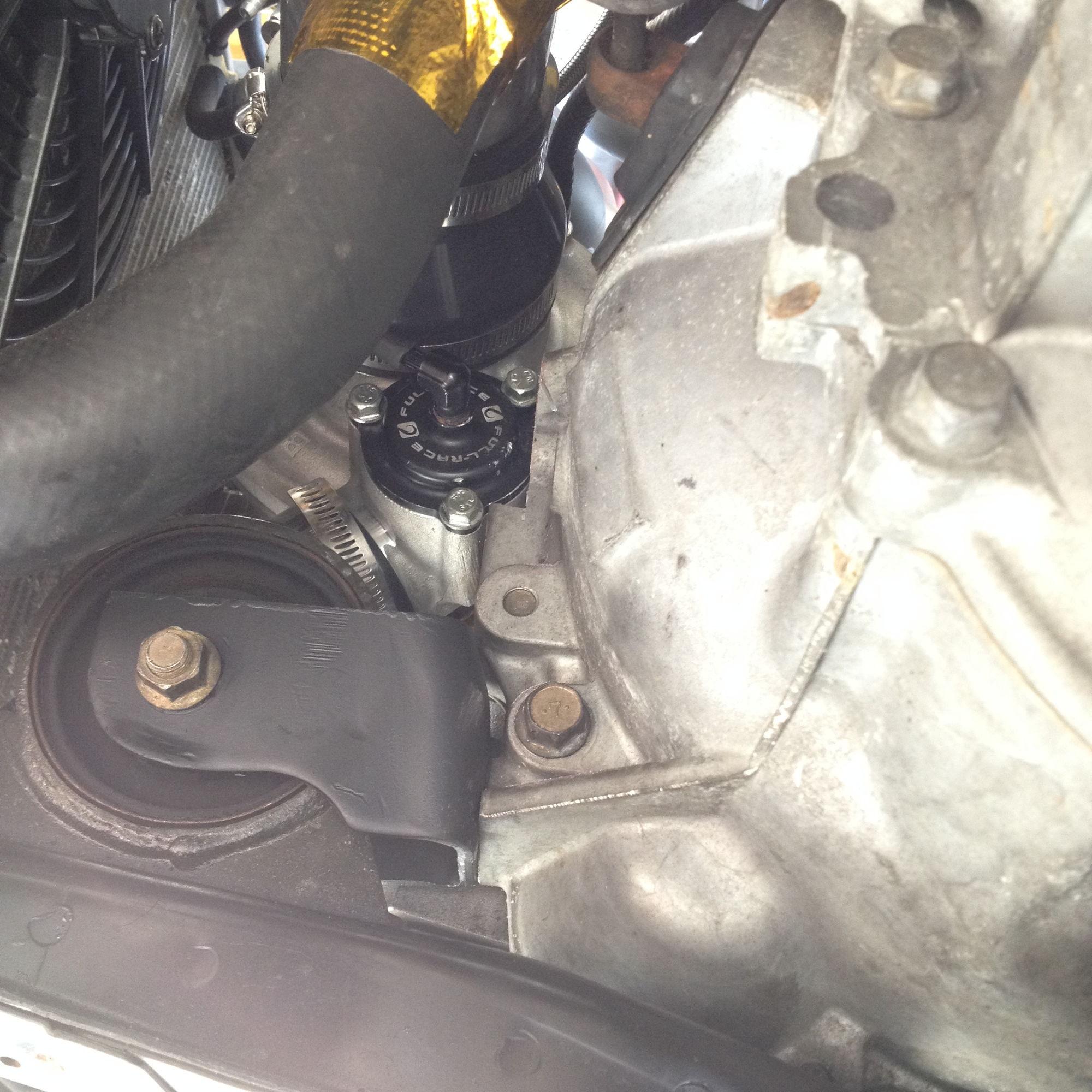 For Mitsubishi Lancer 09 12 Intermotor Manifold Absolute: Full Race BW 7670 W/ EWG Install