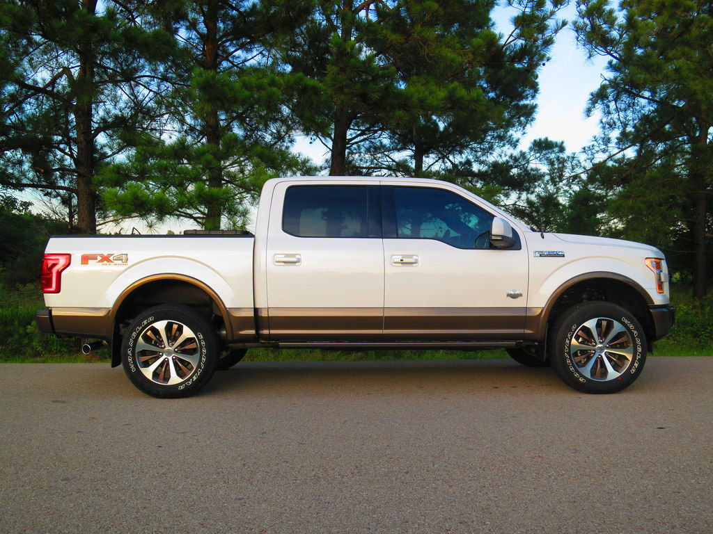 92 Ford F150 2016 F-150, which leveling kit? - Page 3 - Ford F150 Forum ...