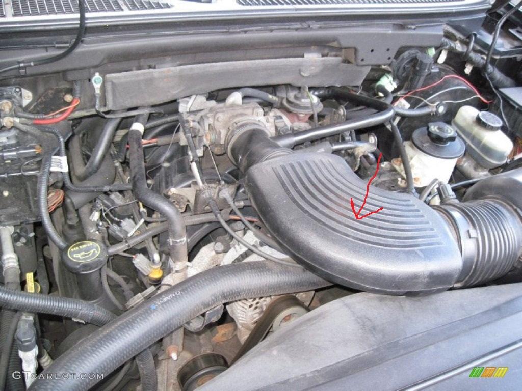 2000 F150 5 4 coolant leak - Ford F150 Forum - Community of