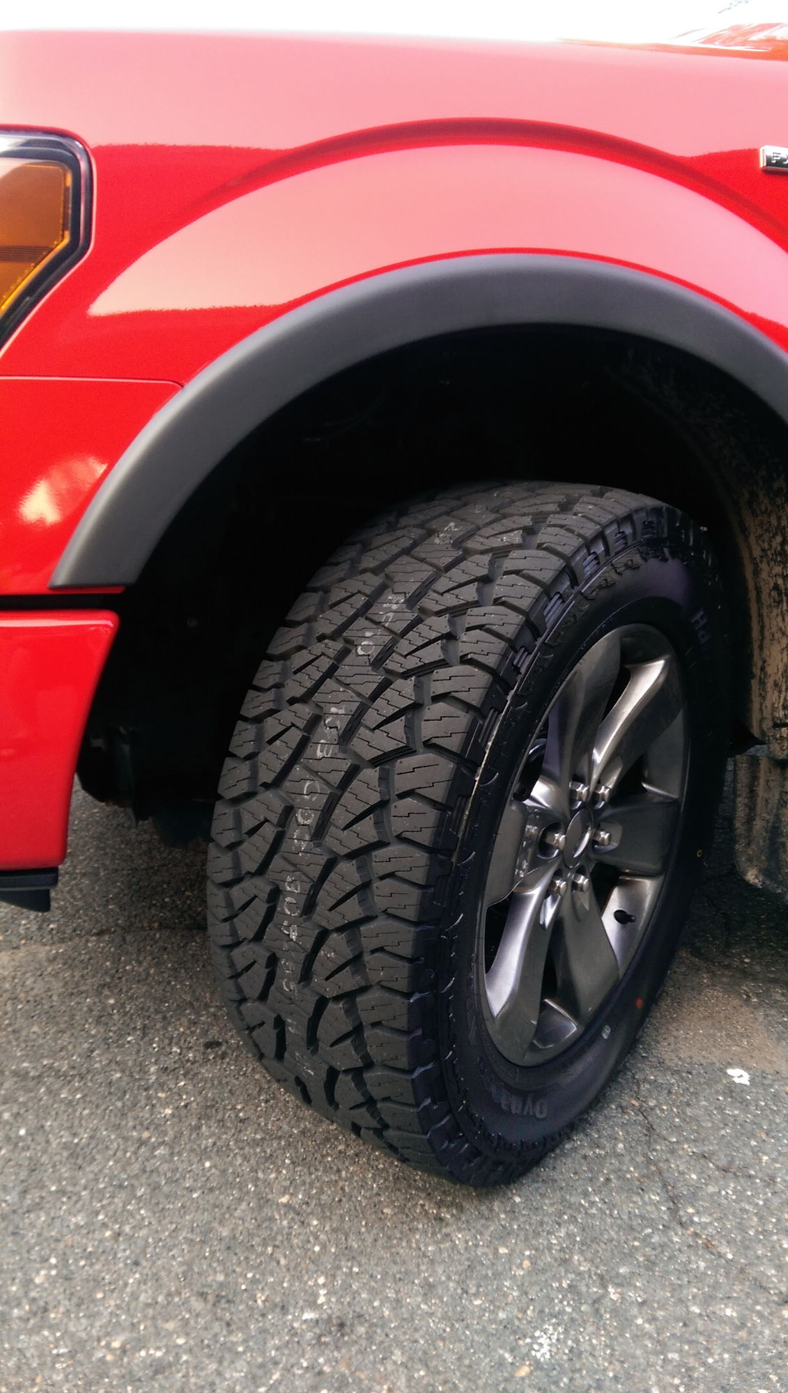 in need of new tires recommendations page 2 ford