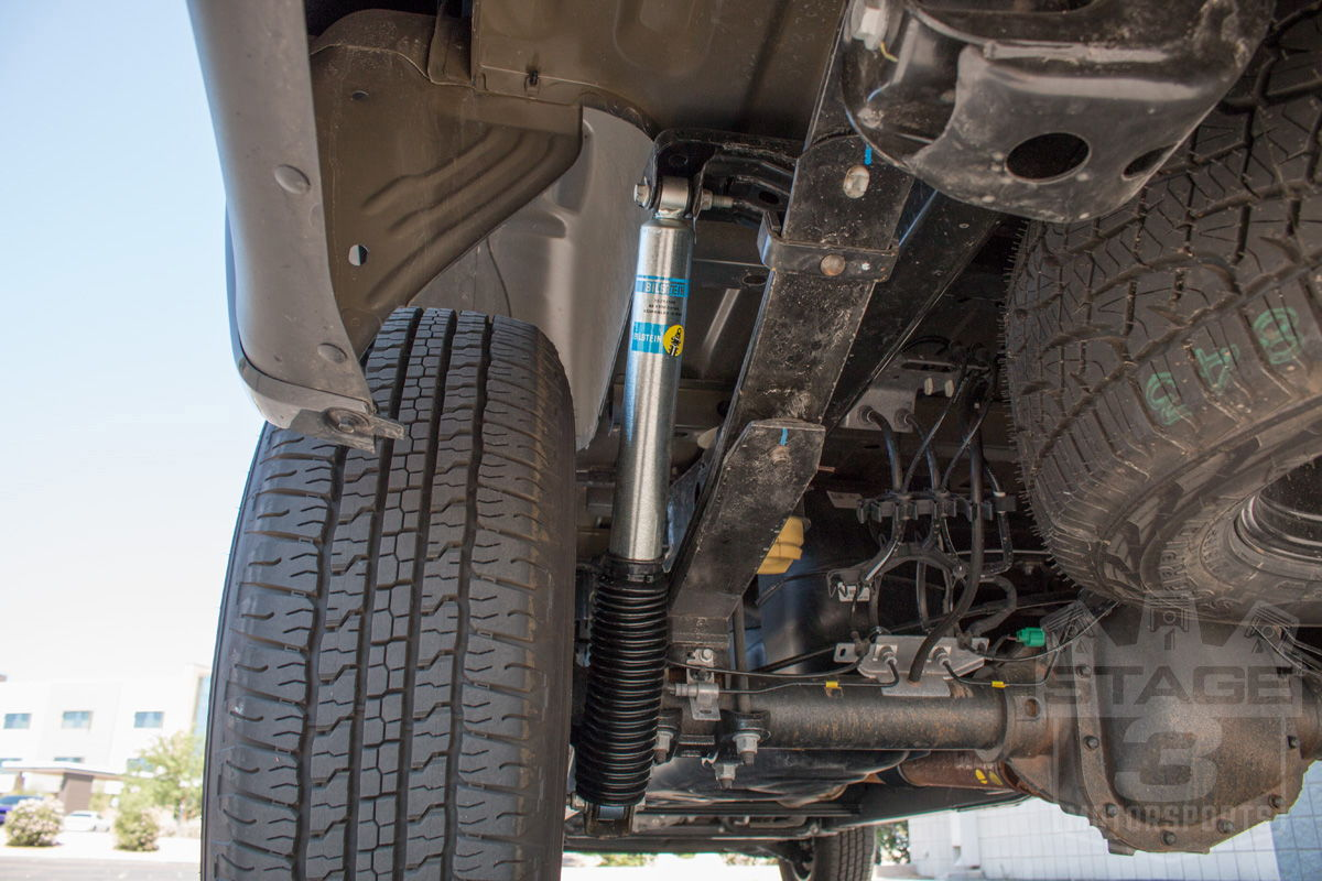 F150 Leveling Kit Before And After >> Bilstein 5100 Leveling Kit installed on 2017 F150 CrewCab (Before and After Pics) - Ford F150 ...