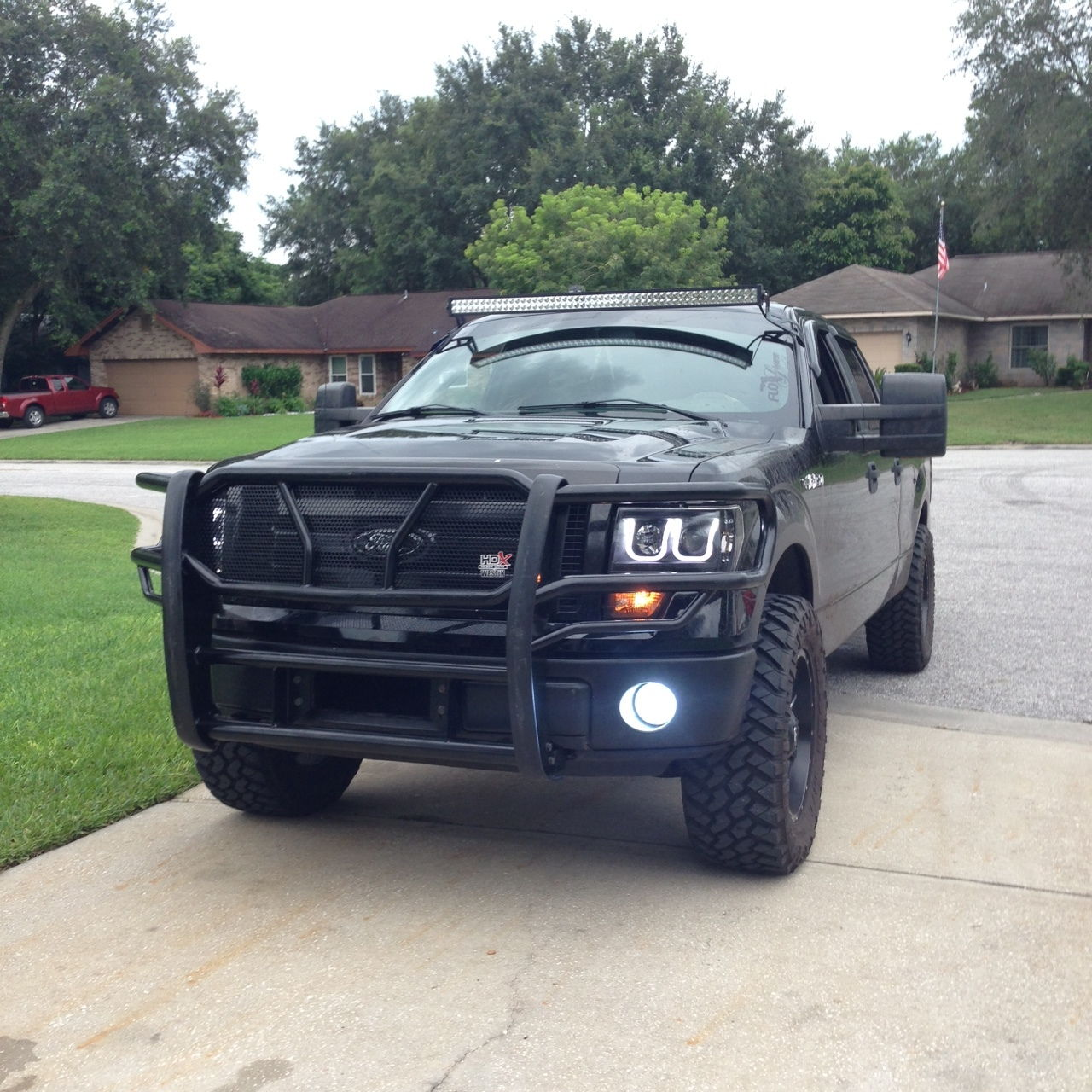 Toughest grill guard page 3 ford f150 forum community of ford truck fans
