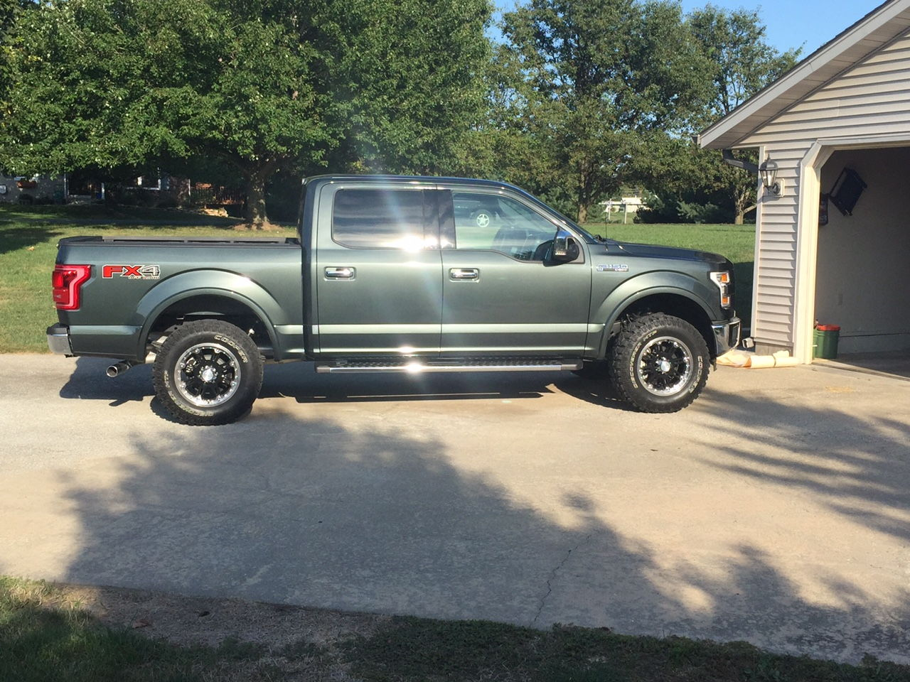 Guard Green Page 2 Ford F150 Forum Community Of