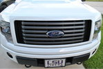 Front grill & black out badges