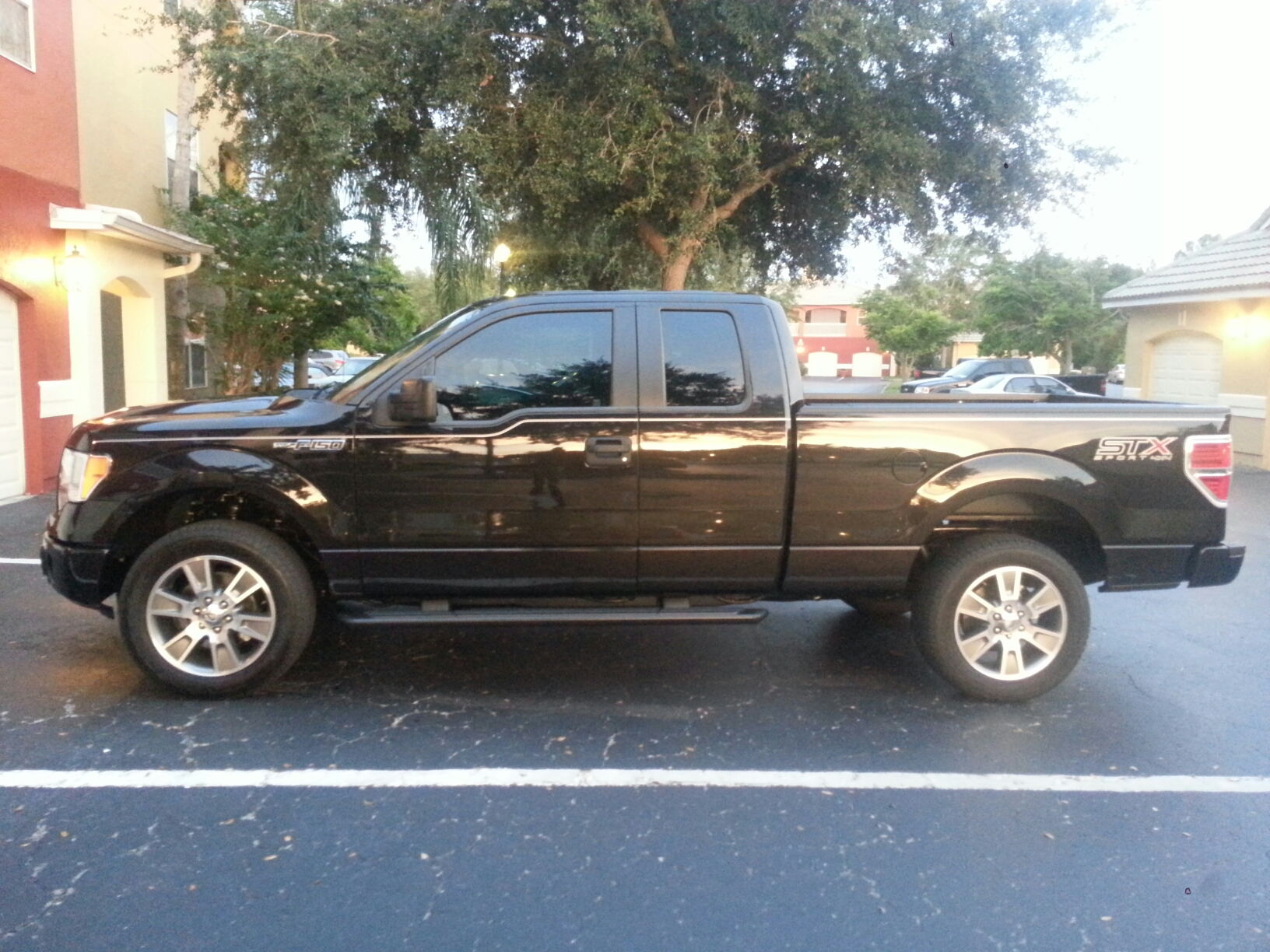 14 Stx 2 Quot As Leveling Kit Ford F150 Forum Community Of