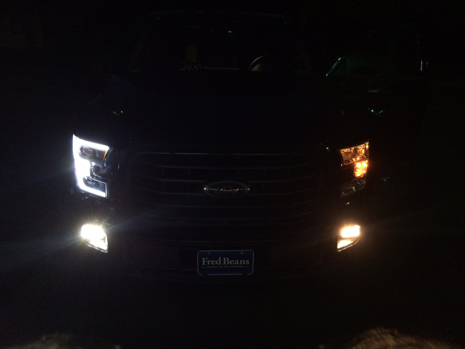 2015 Anzo Led Forscan Writeup Ford F150 Forum Community Of Wiring Driving Lights With High Beams F150online Forums I Notice The Turn Signals Will Not Hyper Flash W O Resistor But It Does On Cluster Its Your Choice To Add Or