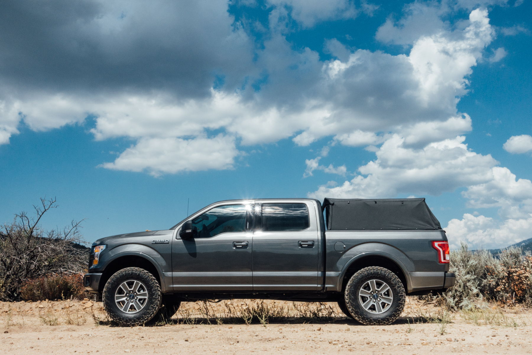 Ford F150 Rack >> Show me your Leveled trucks with OEM rims! - Page 9 - Ford F150 Forum - Community of Ford Truck Fans