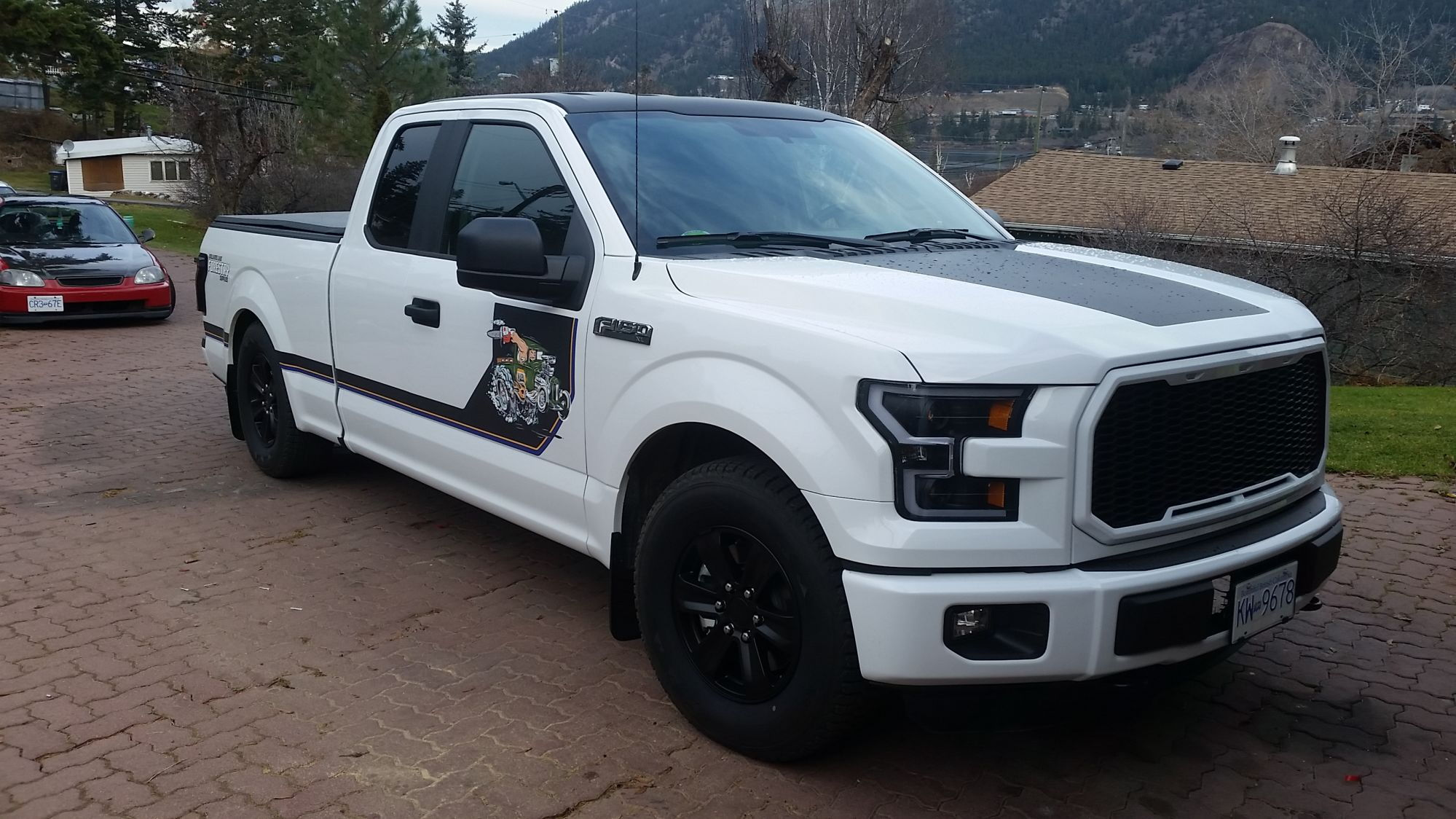 "2017 F150 ""Super Sport"" build - Page 2 - Ford F150 Forum ..."