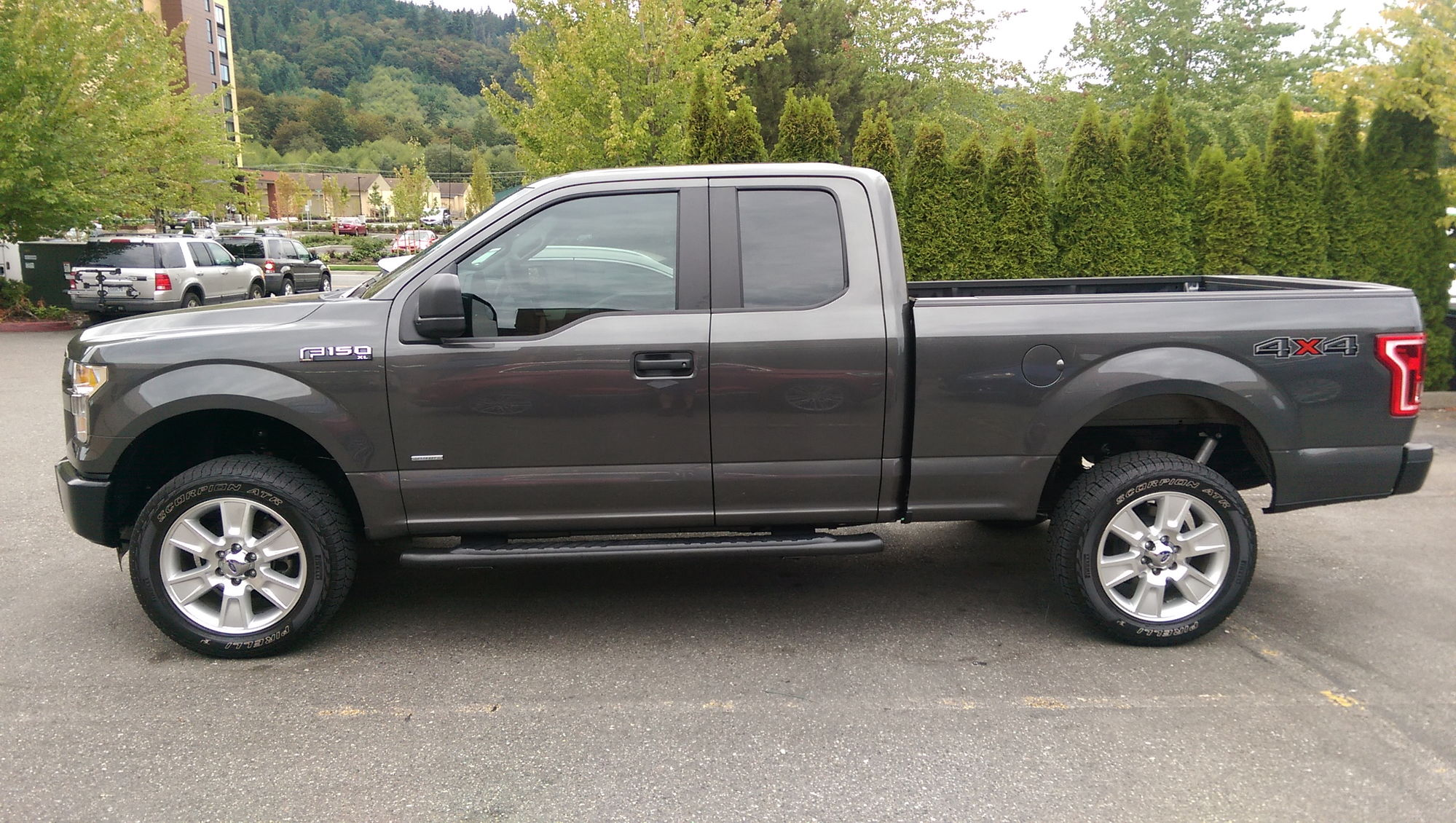 My lowly 2015 XL Extended Cab build so far! - Ford F150 Forum - Community of Ford Truck Fans