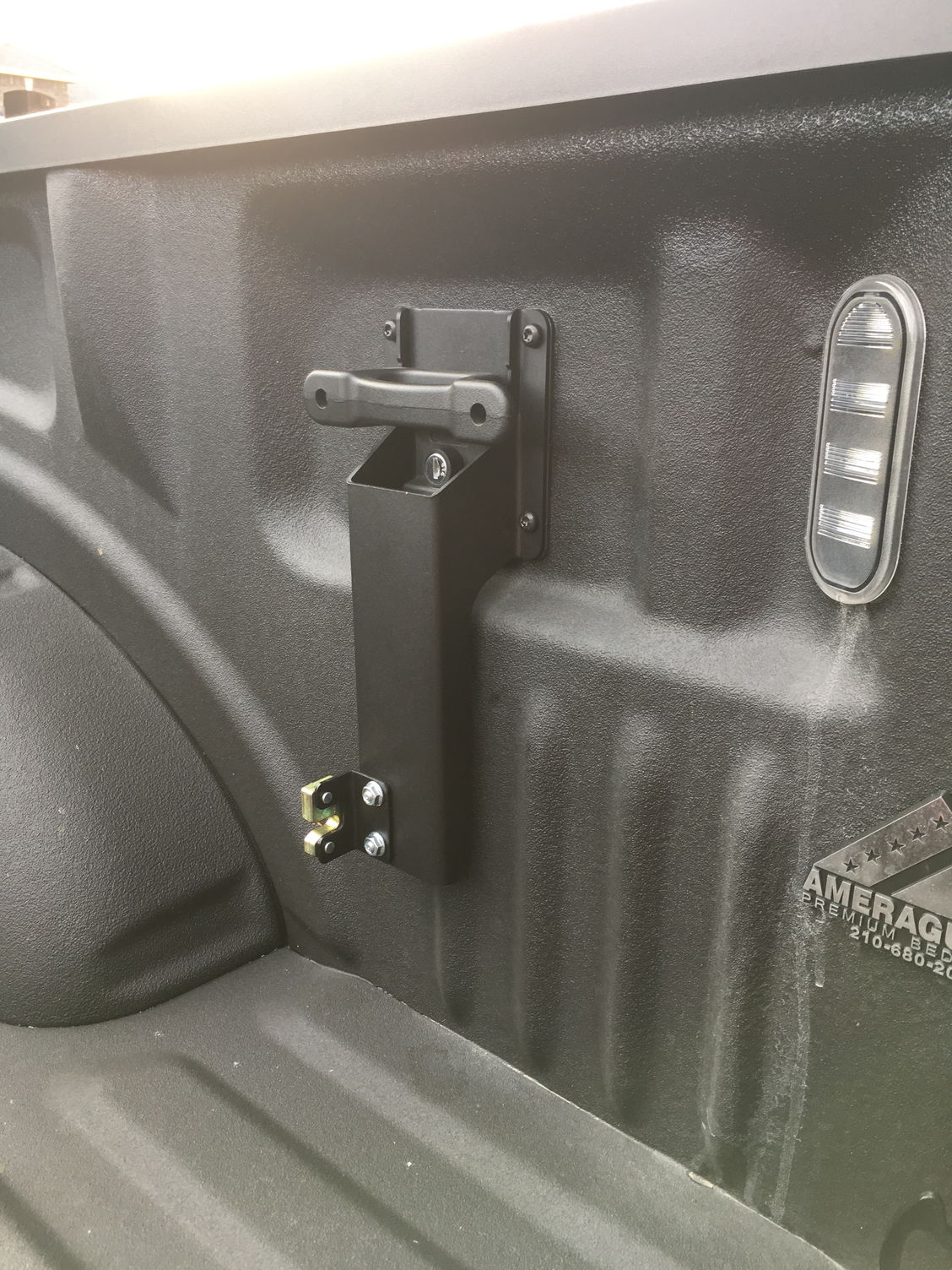 Ford F 150 Tool Box >> UnderCover Swing Case Truck Toolbox Install - Ford F150 Forum - Community of Ford Truck Fans