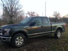 Current Ride: 2015 F150