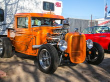 my 33 ford