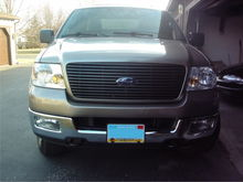 First detail job since bought. Also after installing FX2 Grille on my Lariat!