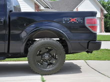 type of wheels i want to get.