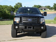 Lifted 2010 FX4