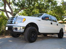 lifted bilstein 5100's and bfg 285:70:1717