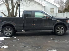 truck no lift