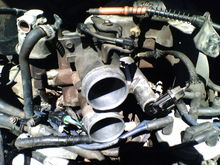 The Completed Throttle Body (TPS Replacement SUCCESS!)