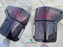 I saw these on their Facebook page. Would you say they are the same tint as your tail lights?