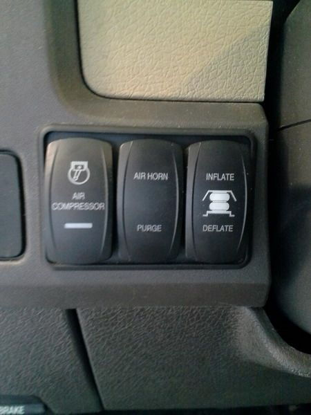 lets see those toggle switches amp custom dashboards page