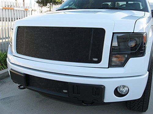 mesh grill insert or full replacement ford f150 forum. Black Bedroom Furniture Sets. Home Design Ideas