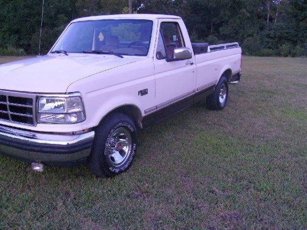 1987 Ford F150 >> Here are some pics of my 92 f150 - Ford F150 Forum ...