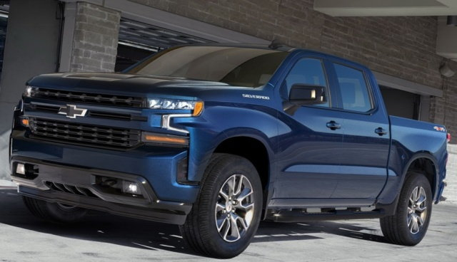 Thoughts on the 2019 Silverado? - Ford F150 Forum