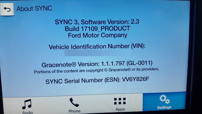 Sync 3 Technical Discussion - Page 11 - Ford F150 Forum