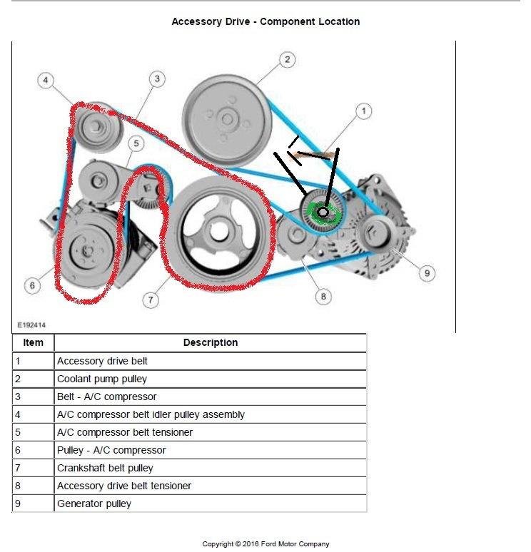 Serpentine Belt Replacement - Ford F150 Forum