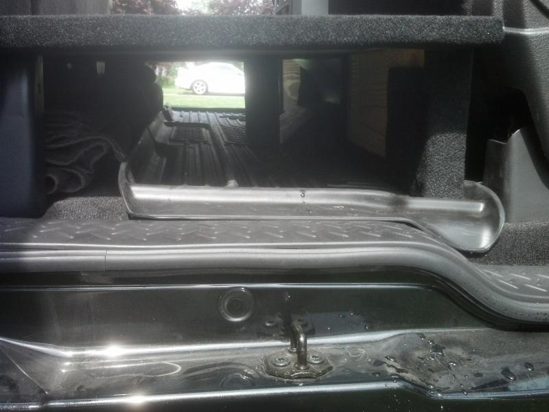 Ford F150 Bed Size >> Bed/sleep platform in rear seat area of a SCAB? - Page 4 ...