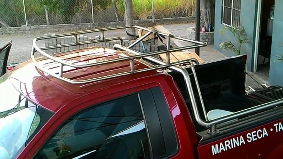 Opinions On Custom Roof Rack