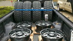 Garage-F350 7.3l 6speed 4x4
