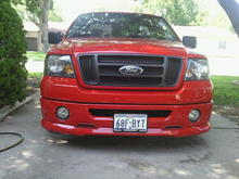 Just need a black roush grill!