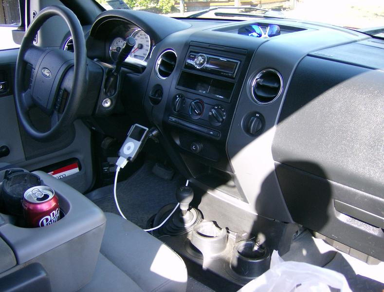 2007 stx 4x4 on dash ford f150 forum for Inside 2007 online