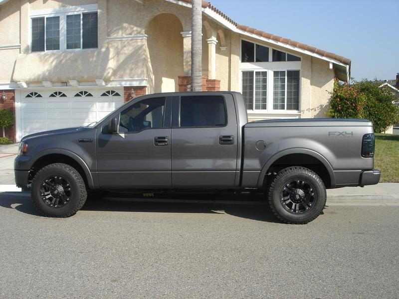 05 F150 FX4 Factory Fender Trim - F150online Forums