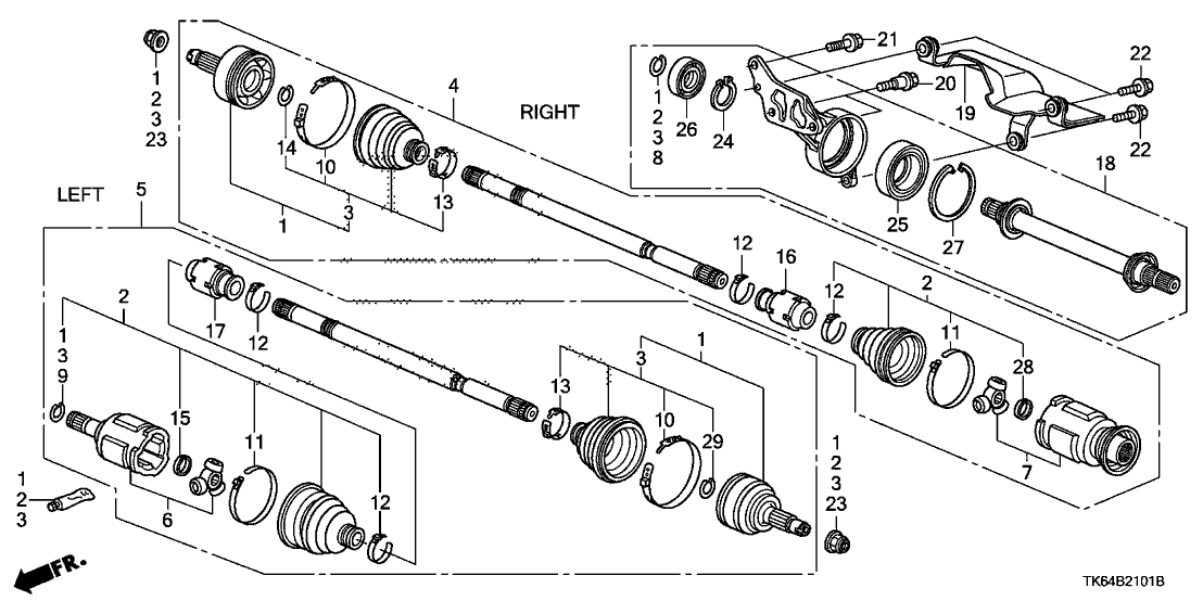 help finding a 2nd gen cv axle