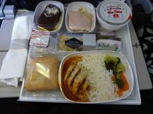 Emirates Y catering DXB-DUS.