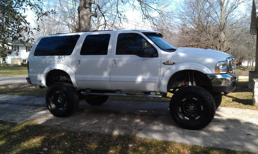 Custom Excursion Badges Ford Truck Enthusiasts Forums