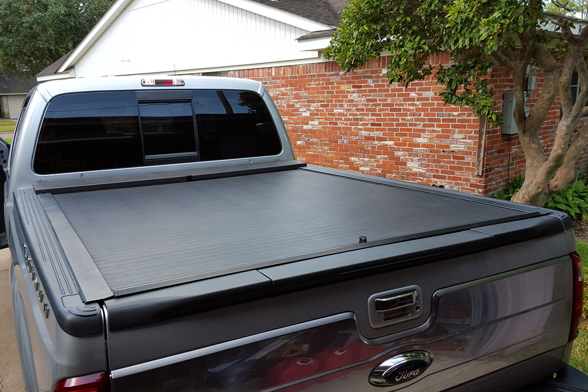 Roll And Lock Bed Cover >> 5th wheel friendly tonneau covers. - Ford Truck ...